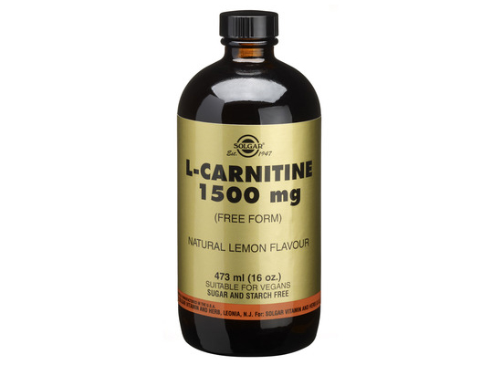 Solgar L-Carnitine 1500mg 473ml